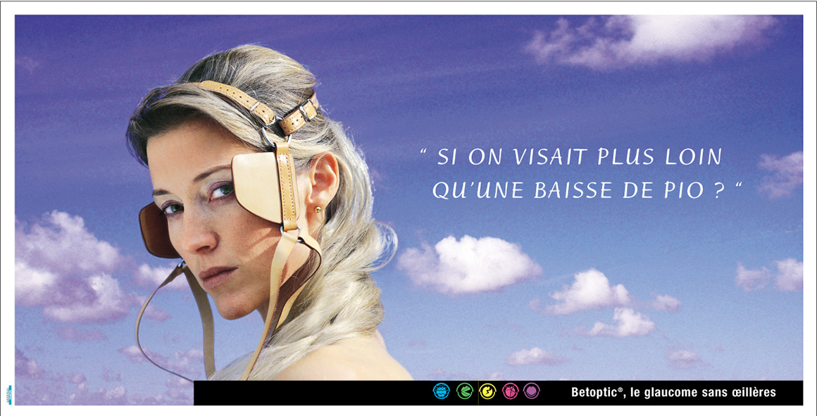 Agence Arsenal Targis - Campagne Betoptic