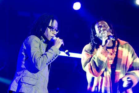 Tiken Jah Fakoly et Asa
