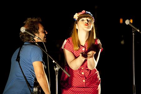 Luce et mathieu Boogaerts