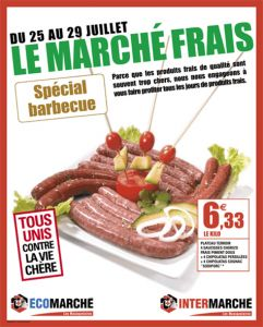 Relance Intermarché