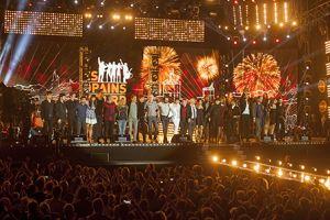 Final 2014 - fête des 30 ans / Jean Louis Foulquier