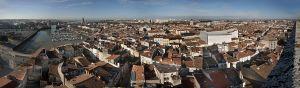 Plettac échafaudage  travaux mairie de La Rochelle