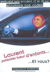 Agence 1.2.3.soleil campagne sécurité routière